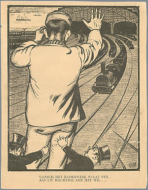 albert-hahn-spoorwegstaking-1903